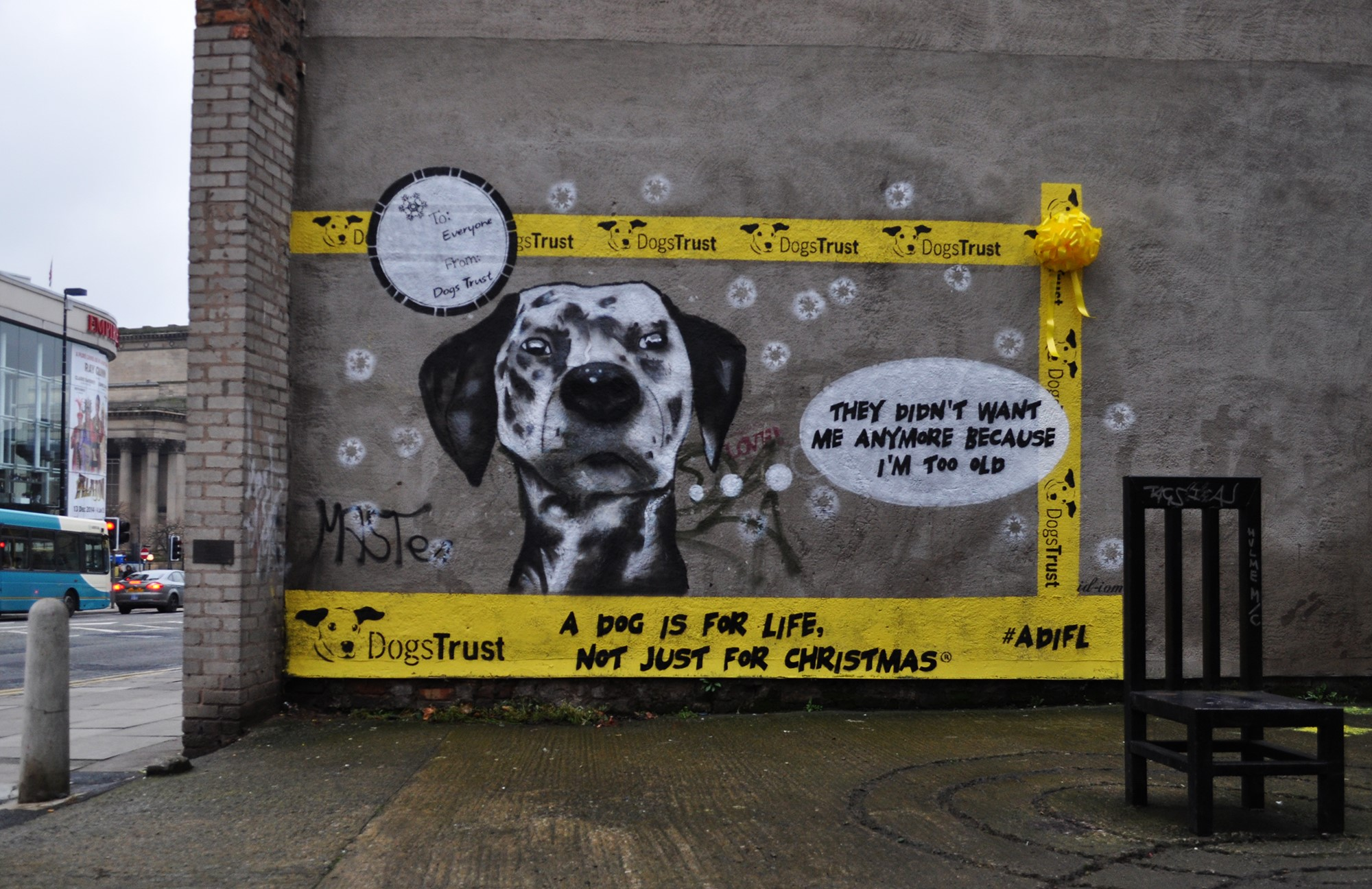 Dogs Trust Liverpool Puppies