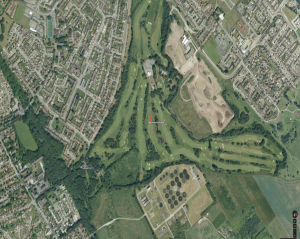 Lee Park Golf Club © Google Maps