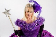One of the stars of the hit programme 'Big Fat Gypsy Wedding' is taking up a role in a Liverpool pantomime.