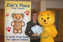 Liverpool baby hospice, Zoë's Place, is celebrating its 20th birthday with a new fundraising business challenge.