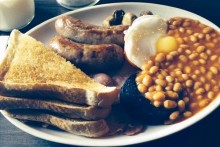A Liverpool restaurant is celebrating after being named as serving up the nation's favourite breakfast for a second year running.