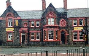 The new Pound Pub in Wavertree High Street. Pic by Josh Doherty © JMU Journalism