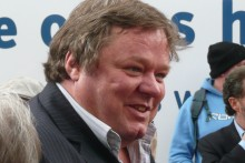 The family of Liverpool-born comedian Ted Robbins has slammed The Sun newspaper for posting a video of the moment he collapsed on stage.