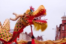 The Chinese New Year festivities will once again return to Liverpool later this month.