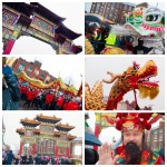 Chinese New Year celebrations in Liverpool's Chinatown. Pics © Natalie Townsend JMU Journalism