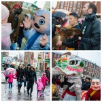 Chinese New Year celebrations in Liverpool's Chinatown. Pics © Natalie Townsend JMU Journalism2