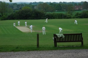 Cricket. Pic © Geograph.org.uk / Wikimedia Commons