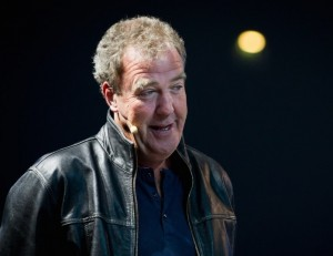 Jeremy Clarkson. Pic © BBC Top Gear Live