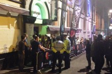 Popular student nightspot Garlands remains closed following a midnight drugs raid by 140 officers from Merseyside Police.