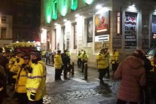 Merseyside Police drugs raid squads have continued their crackdown with three city centre bars shut by the force.