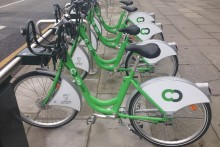The Liverpool Citybikes have collectively travelled half-a -million miles in the 16 months since they were rolled-out.
