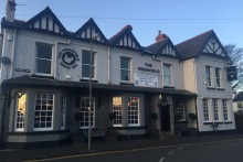 A local pub has finished as one of three runners up in the Campaign for Real Ale's Pub of the Year, with its manager vowing to win outright.