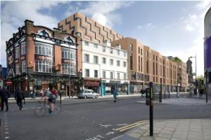 New impression of Lime Street regeneration Pic by ©NeptuneDevelopments