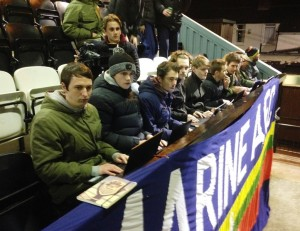 JMU Journalism Sport at Marine FC