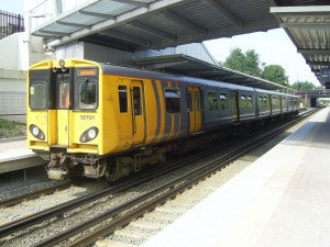 Merseyrail train © Wikipedia Creative Commons
