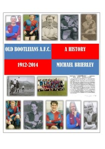 'Old Bootleians AFC - A History 1912-2004'. Pic © Amazon UK