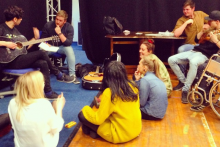 LJMU drama students are putting on a three-week festival in aid of local charities.
