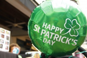 St Patrick's Day. Pic © Hongreddotbrewhouse / Wikimedia Commons