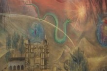 A new exhibition by Leonora Carrington and Cathy Wilkes has been put on display at the Tate Liverpool gallery.