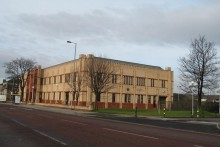 A court in Bootle has used ground-breaking technology to allow a police officer to give evidence without attending.