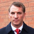 Brendan Rodgers was sacked by Liverpool in the aftermath of a tense 1-1 draw with neighbours Everton at Goodison Park.