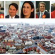 Liverpool has re-elected five Labour MPs for its seats in Westminster as ballots across the rest of the UK produce a shock Conservative victory.