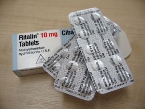 ADHD Medication Ritalin © Adam Wikimedia Commons