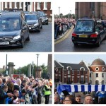 Howard Kendall's funeral at Liverpool's Anglican Cathedral. Pics by Leigh Kimmins © JMU Journalism3