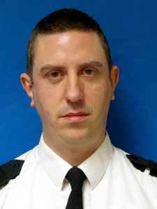 Police Constable Dave Phillips died while on duty in Wallasey. Pic © Merseyside Police