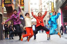 'Let It Be' takes audiences back in time to the sights and sounds of the Fab Four in a celebration of Beatles music.