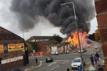 A devastating fire in Toxteth over the weekend was probably started deliberately, according to Merseyside Fire and Rescue Service.