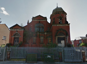 Plans to convert church on Lawrence Road postponed.