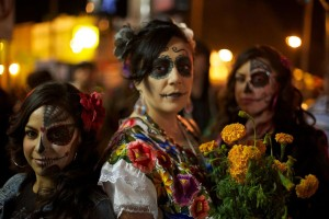 The Day of the Dead pays homage to La Calavera Catrina, The Keeper of the bones. ©jaredzimmerman (WMF)/Wikimedia commons