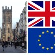 JMU Journalism asks people for their verdict over the referendum on the UK's membership of the European Union in our street survey.
