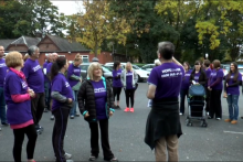 PAPYRUS has been raising awareness of young suicides this month by hosting charity walks throughout the UK.