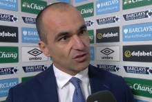 Everton FC have confirmed that manager Roberto Martinez has been sacked after just under three years in charge at the club.