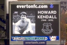 Warm and affectionate tributes have been paid after the death of Everton Football Club's greatest ever manager, Howard Kendall.