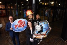 A new £1.5m family entertainment centre is to be created at Albert Dock by toy manufacturers Mattel.