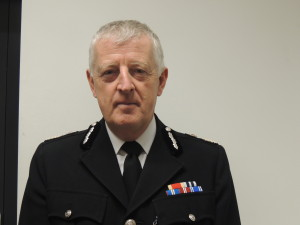 Merseyside Police Chief Constable Sir Jon Murphy. Pic by Amy Cole © JMU Journalism