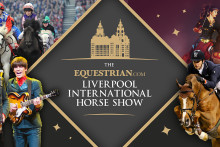 Equestrian fans will have the chance to watch high quality competition featuring Olympic showjumpers.