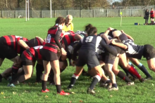 The LJMU rugby team discuss the issue of inequality in women's sports.