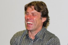 Comedian John Bishop entertained Liverpool Screen School students with an engaging talk, featuring career guidance and anecdotes.