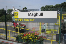 Moves to build a second train station in Maghull have taken another step in the consultation phase of the plans.