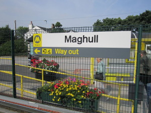 Maghull station is soon to be joined by Maghull North. Pic © Rept0n1x/Wikimedia Commons