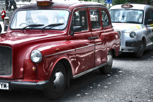 Taxi drivers can be the 'eyes and ears' of the community. Pic © Duncan Harris/ Wikimedia Commons