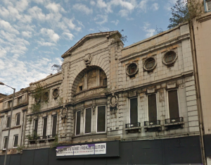 The Futurist Cinema is at the centre of a debate around Liverpool's World Heritage Site status. Pic © Google Maps