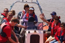 The Hilbre Island boat tour is set to return to the Wirral this April after the sell-out success in 2015.