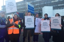 Around 2,000 junior doctors across Merseyside have begun a second 24-hour strike over contract reform plans.