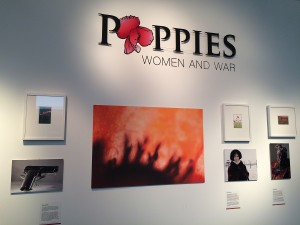 Women and War exhibition at the Museum of Liverpool. Pic by Alexandra Amadeo © JMU Journalism