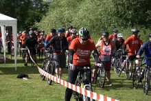 Wirral Bikeathon organisers have set their sights on reaching a £1 million target in the fight to beat blood cancer.